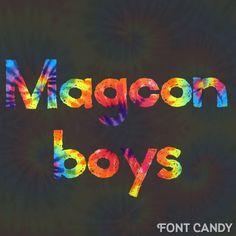 Magcon boys all the way ):