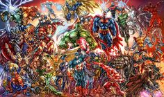 Marvel Comic Strip Wallpaper For Walls Background 1 High Definition Wallpapers HD
