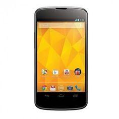 LG Google Nexus 4 E960 16GB  Black Sim Free / Unlocked