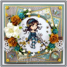 BrossARTaddiction: Makea Blossoms