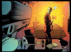 Batman #37 - The Joker by Greg Capullo *