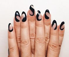 Mani talk: Negative space nail art | nail it feature beauty trends 2 beauty news beauty 2 picture