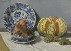 Claude Monet, Natureza-Morta