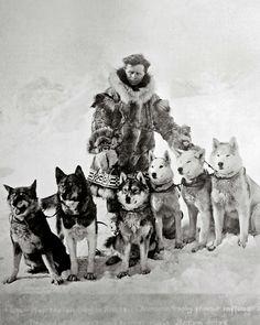 Leonhard Seppala, il guidatore più abile dell'Alaska che con il suo cane Togo (leader di Seppala da ben sette anni), il più veloce della zona, fece 91 miglia da solo, anche se ne avrebbe dovuto fare molte di più (150) se non avesse tagliato attraverso la pianura Norton, dove il ghiaccio era particolarmente sottile.