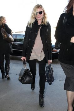 8 Celebs With Fly Airport Style