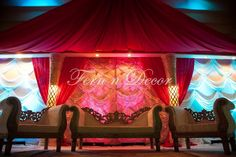 Indian Wedding Decorations by Fern 'n' Decor. Located in New York & New Jersey