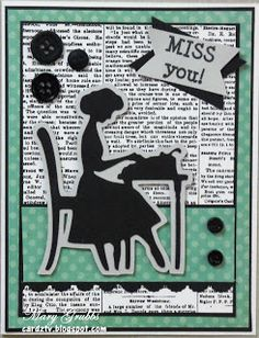 "Welcome to the Cardz TV Card Gallery! Silhouette Cameo ~ Bug Image Cardz TV Stamps ""Going Buggy"" & ""Heartfelt Wishes"" . Cricut Cuttlebug, Cricut Cartridges, Cricut Cards, Diy Cards, Your Cards, Bug Images, Miss You Cards, Making Greeting Cards, Friendship Cards"
