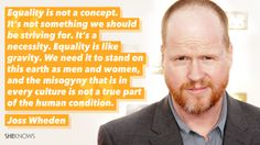 Want to hear what guys want to say about feminism and women's rights? Look to our pick of the best 40 quotes from men about women and feminism. Womens Rights Feminism, Feminist Men, Feminist Quotes, Mad Men Actors, Award Acceptance Speech, Equality Now, Feminist Movement, Tough Day, Human Condition
