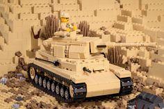 Panzer IV Afrikakorps - Album on Imgur