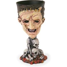 Leatherface Goblet Halloween Accessory, Multicolor