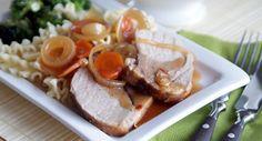 Aus dem Crockpot: Schweinebraten süß-sauer