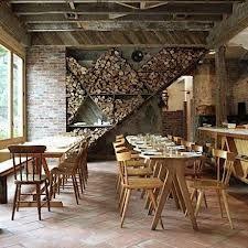 3 Trusting Tips: Rustic Modern Art rustic farmhouse plans.Old Rustic Bench. Brooklyn Restaurant, Rustic Restaurant, Restaurant Design, Brooklyn Nyc, Brooklyn Food, Restaurant Seating, Restaurant Interiors, Restaurant Ideas, Hotel Interiors