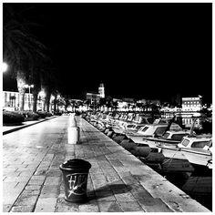Beach Promenade in Split https://www.fridayflats.com/rentals/split