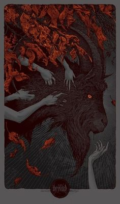 The VVitch  by Aaron Horkey