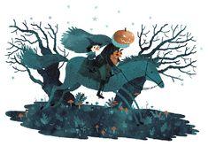 Artist -- Chuck Groenink01<< Illustration Friday
