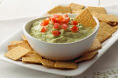 Guacamole Recipe - Kraft Recipes I modified this by adding a finely diced cucumber (peeled and seeds removed) and swapped the Miracle Whip for light sour cream and mayonnaise, then added a dash of salt. Stuffed Shells With Meat, Spinach Stuffed Shells, Appetizer Dips, Appetizer Recipes, Party Recipes, Party Snacks, Drink Recipes, Guacamole Recipe Easy, Guacamole Dip