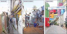 Portal do Governo do Estado do Rio de Janeiro - Obras na Rua 4 aumentam a qualidade de vida dos moradores da Rocinha