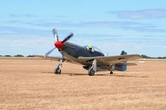 CAC Mustang VH-JUC taken at CMA2014 Point Cook