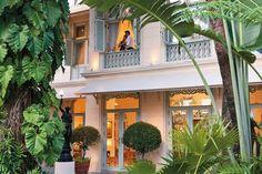 BANGKOK | Mandarin Oriental Bangkok hotel, Thailand | via cntraveller.com