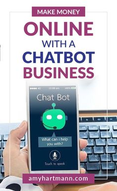 Wondering how to make money from home without a degree? You can start a chatbot business from scratch right now! Create custom chatbots for business that need them now! This is an in demand job opportunity right now that you can be doing to bring in money! Work from home doing something you enjoy! #chatbots #workfromhome #business Make Money Online, How To Make Money, Sales And Marketing Strategy, Successful Business Tips, Relationship Marketing, Sales Techniques, Number Games, Free Facebook, Opportunity