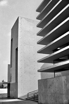 03 - BARCELONA - Palau de Congressos de Catalunya [arq. Carlos FERRATER]