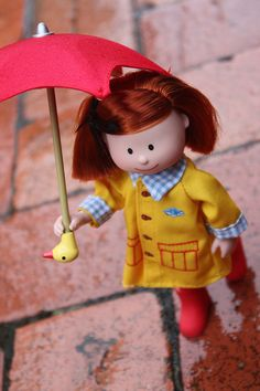 Had this Madeline doll when I was a kid.