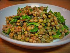 Arabischer Linsensalat, ein leckeres Rezept aus der Kategorie Snacks und kleine Gerichte. Bewertungen: 7. Durchschnitt: Ø 4,0.