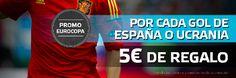 el forero jrvm y todos los bonos de deportes: suertia bono 30 euros España vs Ucrania euro 2016 ...