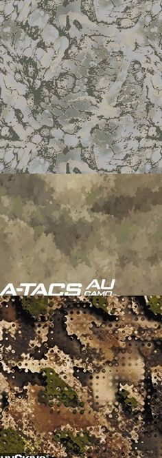 d945c0e19ba24 Three new camo patterns to try, SixSite Rana (top), A-TACS