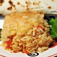 Mexican-style Rice with Tomatoes Recipe | ButteryBooks.com