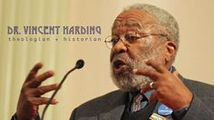 """R.I.P. Dr. Vincent Harding Honored to have met you  The song """"Kumbaya"""" by On Being. Dr. Vincent Harding reflects on the Mississippi Freedom Summer and the power of the song """"Cum Ba Yah"""" to unite people confronting violence, struggle, and injustice."""