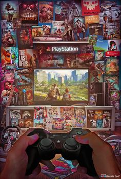 Playstation 3 - The Last of Us, Rachid Lotf Ps Wallpaper, Game Wallpaper Iphone, Graffiti Wallpaper, Homescreen Wallpaper, Retro Video Games, Video Game Art, Last Of Us, Best Gaming Wallpapers, Gamer Room