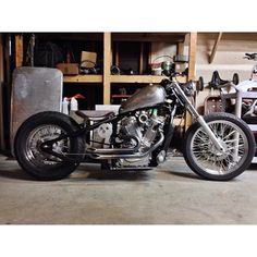 Honda Shadow | Bobber Inspiration - Bobbers and Custom Motorcycles December 2014