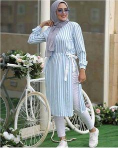 robe hijab Street hijab style in summer – Just Trendy Girls. robe hijab Street hijab style in summer – Just Trendy Girls… Modest Fashion Hijab, Modern Hijab Fashion, Hijab Fashion Inspiration, Hijab Chic, Muslim Fashion, Fashion Outfits, Hijab Fashion Summer, Dress Fashion, Modest Dresses