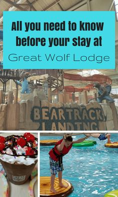 We were provided this trip as guests of Great Wolf Lodge, however, all of our opinions are our own. A trip to Great Wolf Lodge is Vacation List, Family Vacation Destinations, Family Vacations, Vacation Ideas, Family Trips, Travel Destinations, Places To Travel, Places To See, Las Vegas