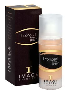 I-Conceal Flawless Foundation from Image Skincare. This stuff is amazing. If you have acne, redness. Skincare Blog, Image Skincare, Organic Makeup, Organic Skin Care, Flawless Foundation, Natural Beauty Tips, Skin Makeup, Healthy Skin, Concealer