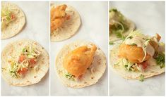 steps to make baja fish tacos with cabbage slaw and chipotle sauce Baja Fish Tacos Sauce, Mexican Fish Tacos, Baja Fish Taco Recipe, Fish Tacos With Cabbage, Fried Fish Tacos, Chipotle Sauce, Baja Sauce, Chipotle Crema, Fried Catfish