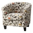 Portland Club Chair - Multicolored Quick Information