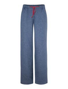 Morfeo Linen Trousers