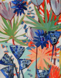 painting by LULU DK