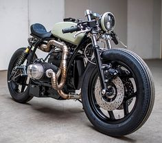 Ironwood Motorcycles BMW R80 'The Mutant'