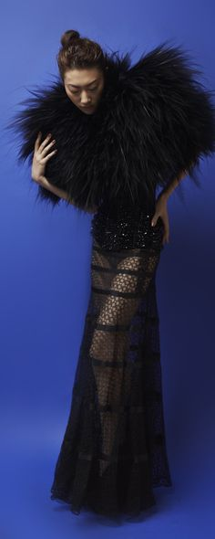 Serkan Cura Automne-hiver 2013-2014 - Haute couture - http://fr.orientpalms.com/serkan-cura-4004