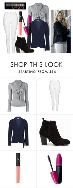 """† twilight: rosalie hale inspired †"" by princessieromustdie on Polyvore featuring Alexander McQueen, Topshop, Nly Shoes, NARS Cosmetics, Revlon, Forever 21, twilight and rosaliehale"