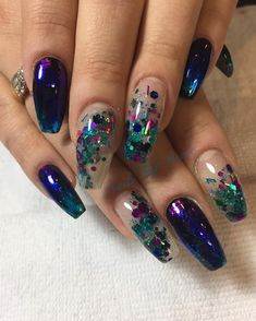 Pin by Cassandra Newman on Nails in 2019 Sexy Nails, Glam Nails, Hot Nails, Fancy Nails, Beauty Nails, Hair Beauty, Fabulous Nails, Gorgeous Nails, Perfect Nails