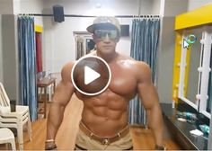 Chul Soon's Guest Pose at Muscle Mania India 2018 King of the Bodybuilding