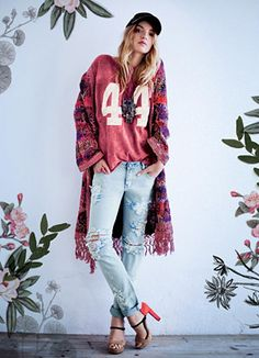 Holiday Trends: Free People December Catalogue - 44FashionStreet.com