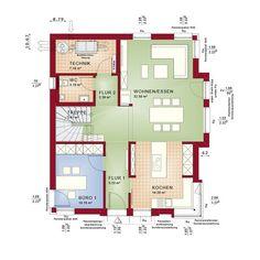 Virtuelle Besichtigung Das wunderschöne Haus weiß durch seinen ...