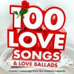 VA - 100 Love Songs & Love Ballads