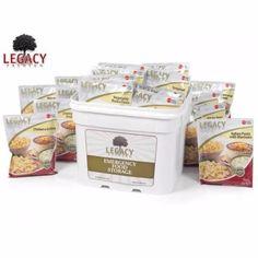 183 Serving MEGA Sample Pack - 31 lbs Emergency Food Storage, Emergency Food Supply, Dry Food Storage, Long Term Food Storage, Storage Buckets, Emergency Preparation, Emergency Preparedness, Survival Supplies, Survival Food