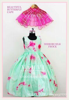 Baby Girl Dresses Diy, Girls Dresses Sewing, Little Girl Dresses, Kids Dress Wear, Kids Gown, Kids Wear, Long Frocks For Girls, Gowns For Girls, Baby Frocks Designs